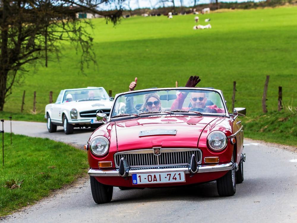 Expérience Classic Cars du 05-08/08/2021