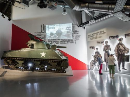 Herdenking van de slag om de Ardennen
