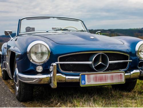 Expérience Classic Cars du 16-19/09/2021