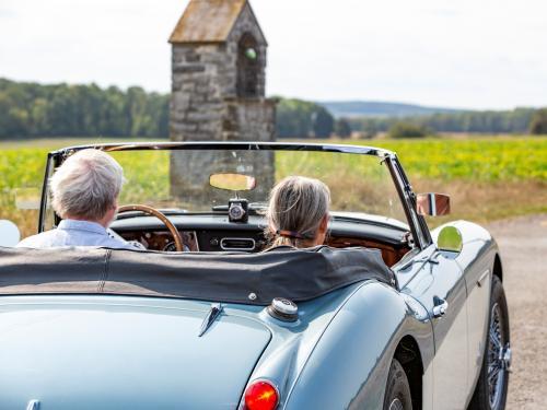 Expérience Classic Cars du 07-10/04/2022