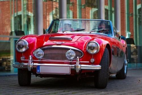 Verblijf Classic Cars ... 2 overnachtingen