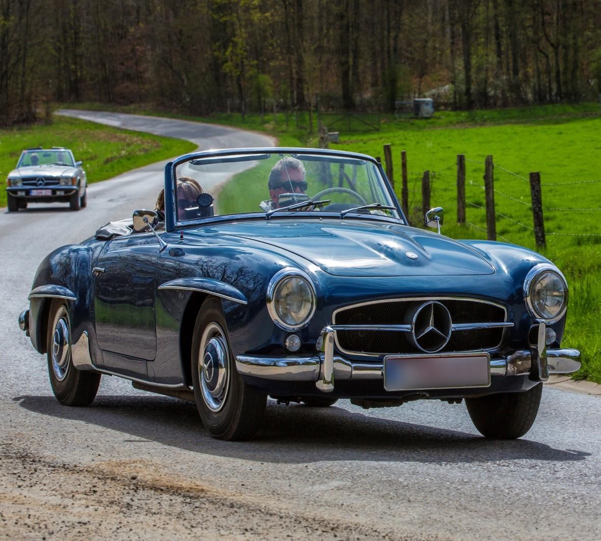 Introductie Classic Cars