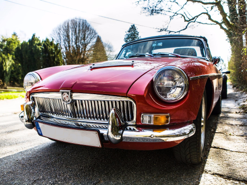 Experience Classic Cars
