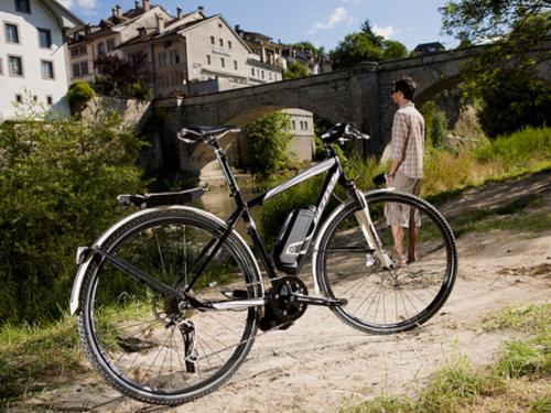 Verblijf elektrische fiets - 1 nacht