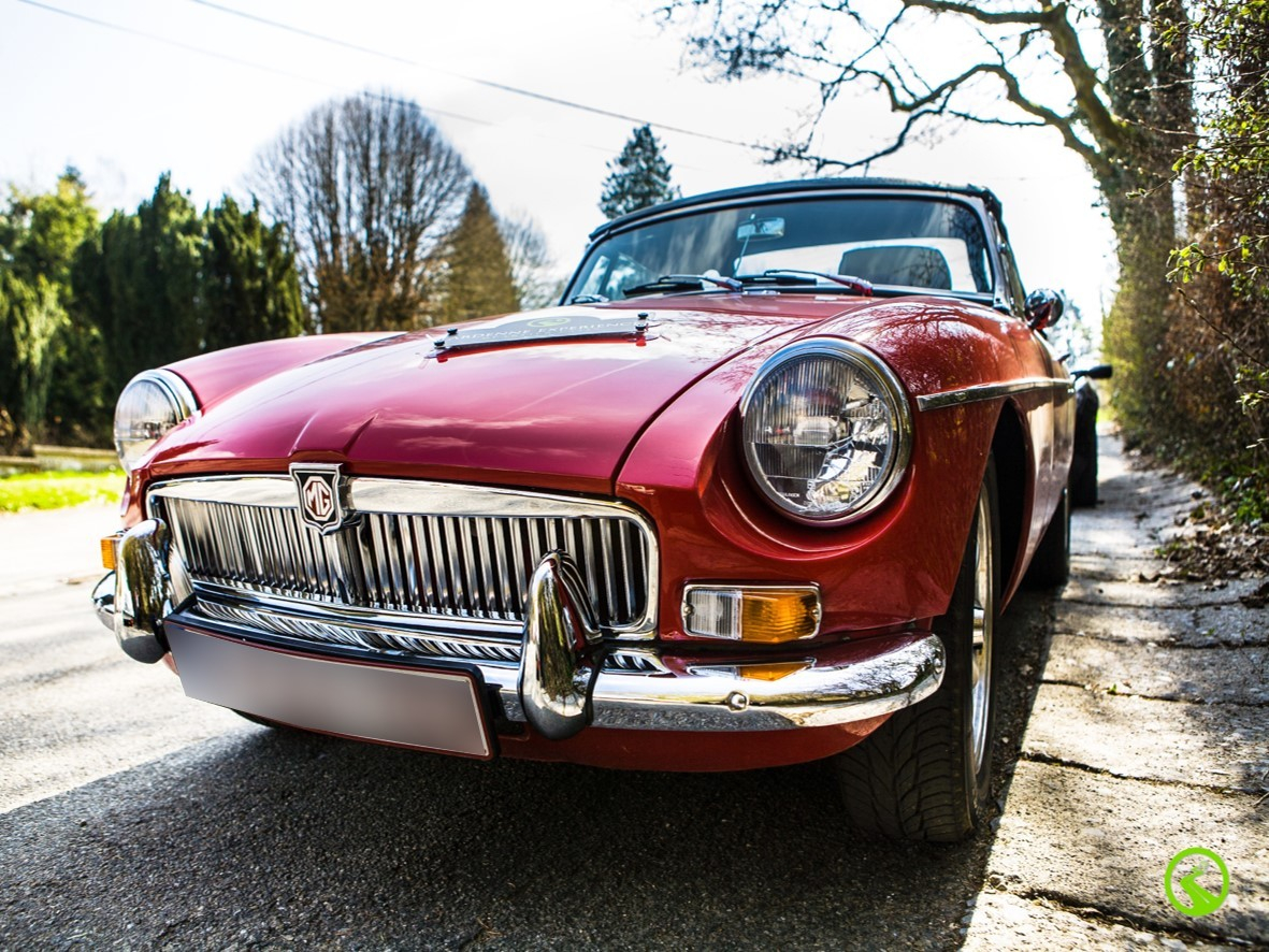 Verblijf Classic Cars - 2 overnachtingen