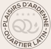 Stamp Quartier Latin