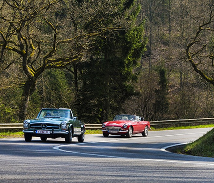 Introduction Classic Cars