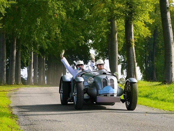 Expérience Classic Cars : 10-13/09/20