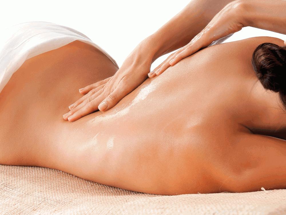 Massage dos et nuque