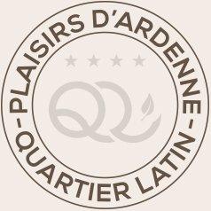 Stamp Quartier Latin