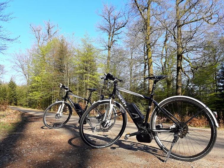 Séjour Vélo Electrique - 1 nuitée