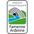 logo Geopark Famenne-Ardenne